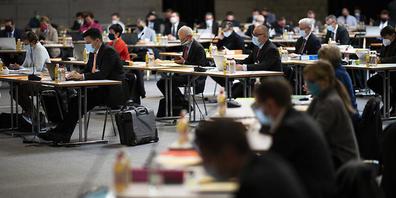 Der St.Galler Kantonsrat wird sich in der Aprilsession mit den Erbschafts- und Schenkungssteuern befassen. (Archivbild)
