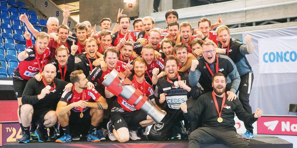 Alligator Malans hat diesen Supercup mit modernem, erfrischenden und schnörkellosen Unihockey hochverdient gewonnen.