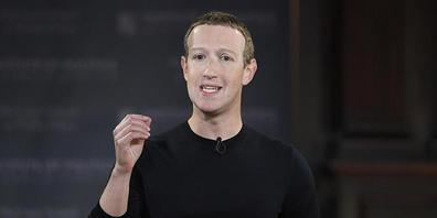 Facebook-Konzernchef  Mark Zuckerberg will laut einem Medienbericht das Unternehmen umbenennen. (Archivbild)