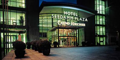 Das Seedamm Plaza gehört dazu, wenn es um die erste Wahl für Tagungen geht.