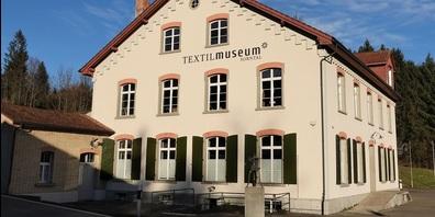 Das Textilmuseum Sorntal kann unter Einhaltung der Coronavorschreiften wieder besucht werden.
