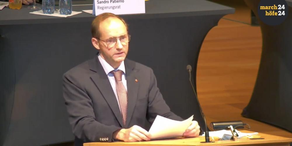 Wegen einem Eklat an der Kantonsratssitzung vom September, ist SVP-Kantonsrat David Beeler nun Redner an einer Kundgebung in Rapperswil.