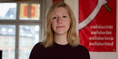 Bisher war Andrea Scheck für die Juso im Stadtparlament von St.Gallen tätig.