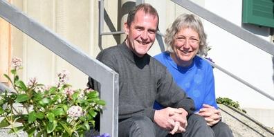 Anselm und Katharina Leser-Salvisberg arbeiten seit zehn Jahren in der evangelischen Kirchgemeinde Unteres Toggenburg.