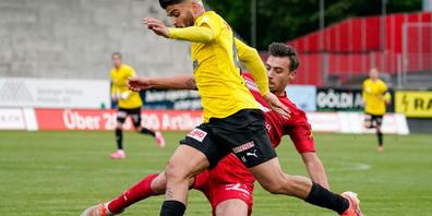 Der FC Schaffhausen startet ins Cup-Abenteuer. (Symbolbild)
