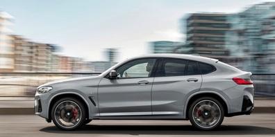 Der neue BMW X4 überzeugt mit einem noch dynamischeren Auftritt.