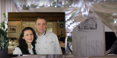Wir gratulieren Stana und Luka Lazic vom Hotel Restaurant Ochsen, Niederuzwil.
