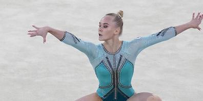 Angelina Melnikowa holt erstmals in ihrer Karriere WM-Gold