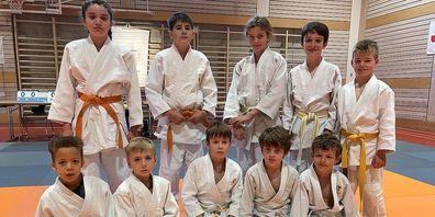 Das Team vom Judo Club St. Gallen_Gossau.