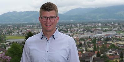 Nationalrat Mike Egger unterstützt das Referendum gegen das Mediengesetz