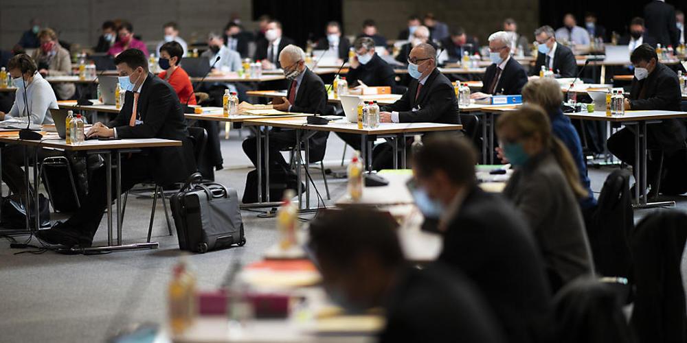 Der St. Galler Kantonsrat hat die Fortsetzung von Gratis-Tests nach dem 1. Oktober auf Kosten des Kantons abgelehnt. (Archivbild)