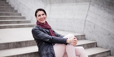 Barbara Forster-Zanettin hilft Eltern, ihre eigene Familiensprache zu finden.