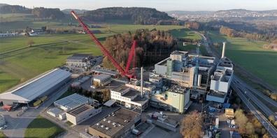 Energiepark Bazenheid.