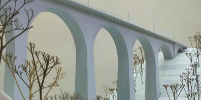 Visualisierung Sitterbrücke