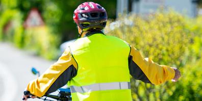 Es gibt keine gute Begründung, ohne Helm mit dem E-Bike zu fahren.