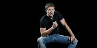 """Rolf Miller tritt mit seinem Programm """"Obacht Miller – Se return of se normal one"""" auf."""