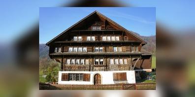 Furt Haus Näf, Neckertal