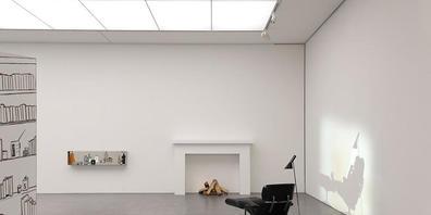 """Die Werkschau """"Espèces d'espaces"""" von Zilla Leutenegger lädt ein, zu erinnern."""