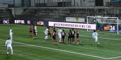 wil24.ch ist auch im Stadion Bergholz präsent.