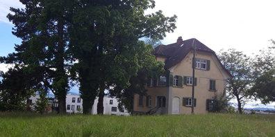 Keine leichte Angelegenheit: Nutzung des Grundstücks an der Kemptnerstrasse 8 in Hinwil.