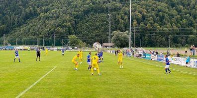 Nach der Niederlage im Glarnerland möchte der FC Gossau wieder auf die Erfolgsspur einbiegen.