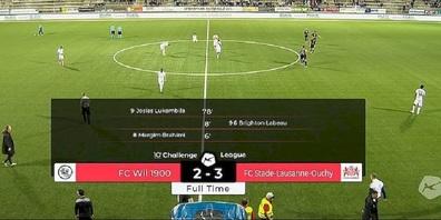 Nach dem Erfolg über Schaffhausen wollen die Wiler nun auch gegen den FC Stade Lausanne-Ouchy punkten.