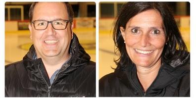 EC Wil-Präsident Roger Dietschweiler und Finanzchefin Gabriela Hasler gehen Ende Saison 2021/22.