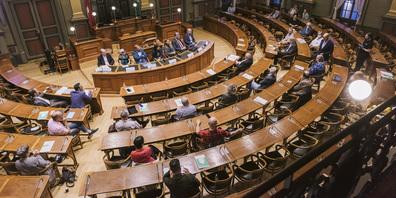 Die St. Galler Regierung hat ein neues Finanzleitbild ausgearbeitet, das sie bis 2030 umsetzen will.
