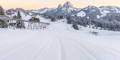 Auf dem Stoss finden vom 17. bis 19. Dezember die Ski-Alpin-Parallelrennen statt.