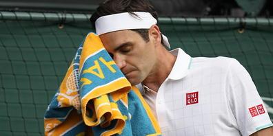 Roger Federer ist noch nicht wieder ausreichend fit für Cincinnati