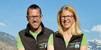 Monika und Beat Gansner sind die neuen Gastgeber ...