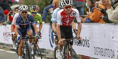 Marc Hirschi an der Spitze und im Schlepptau das Who is who der Radszene: An diese Momentaufnahme, entstanden an der WM 2020, könnten sich die Schweizer Radsportfans gerne wieder gewöhnen