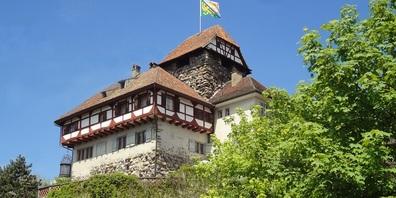 Schloss Frauenfeld bietet die perfekte Kulisse für einen erlebnisreichen Familiennachmittag.