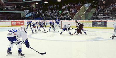 Gestern Abend begann das Turnier in Wil mit der Begegnung zwischen dem ZSC und Schwenningen.