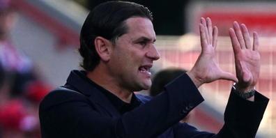 Gerardo Seoane ist mit Bayer Leverkusen gut in die Saison gestartet