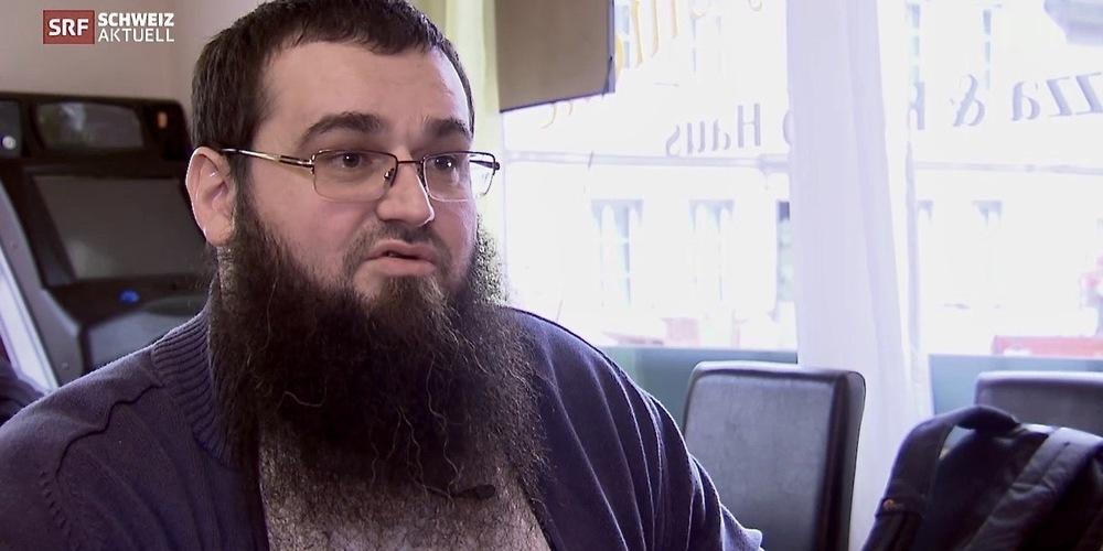 Der angeklagte Emir Tahirovic: «Die Schweizer Gesetzgebung ist rassistisch»