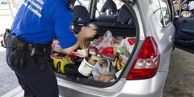 Der Ständerat will neue Regeln im Kampf gegen den Einkaufstourismus etablieren. (Symbolbild)