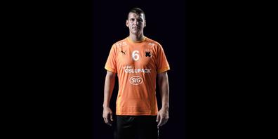 Dimitrij Küttel ist zurück auf dem Spielfeld.