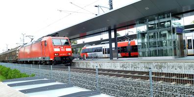 Es gibt neben dem S18-Theater auch gute Nachrichten über den Ausbau der Infrastruktur für den Transit in Richtung des Schweizer Rheintals