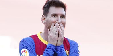 Lionel Messis Zeit als Rotblauer des FC Barcelona ist vorüber