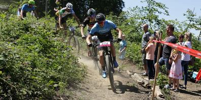 Bereits zum 4. Mal findet das Hegau Bike Race am 18. September beim Schützenhaus in Ramsen statt.