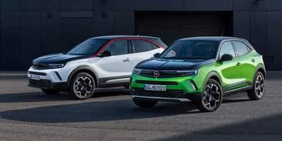 Der aussergewöhnliche Opel Mokka ist auch vollelektrisch erhältlich.
