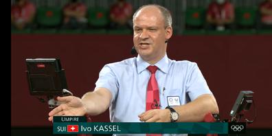 Für Ivo Kassel startete der grosse Olympia Traum.