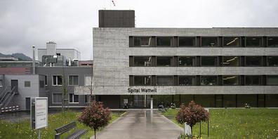 Das Spital Wattwil wird spätestens Ende März 2022 komplett geschlossen, ohne dass bisher eine Nachfolgelösung gefunden ist. (Archivbild)
