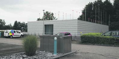 Am Dienstagabend informierte das EW Höfe über die geplante Produktionsanlage für grünen Wasserstoff.